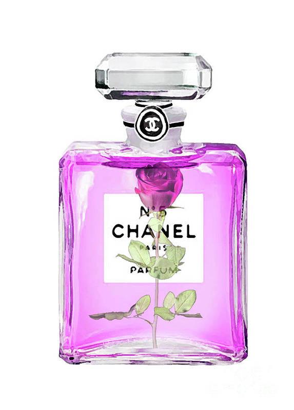 Perfume bottle art to improve